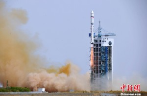 One of many satellite launches for China.  What's the plan?