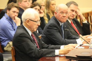 Testifying to the House Space Subcommittee on February 3, 2016.